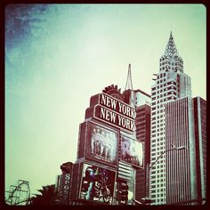 New York New York #vegas #lasvegas - @homecookingmemories- #webstagram