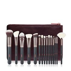 $39.99 -- Click on the image for additional details. (This is an affiliate link) #MakeupBrushSets