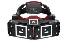 Casque de réalité virtuelle StarVR d'Acer et Starbreeze