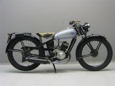 1939 Gillet-Herstal 125