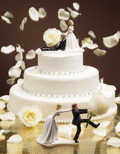 Niestety nie będzie tortu w masie lukrowej Wedding Cake Pearls, Wedding Cakes, Ale, Desserts, Food, Tailgate Desserts, Beer, Deserts, Wedding Pie Table