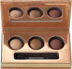 LAURA GELLER CHOCOLATE TOFFEE EYESHADOW PALETTE SLATE BROWN SUGAR MAHOGANY #LauraGeller