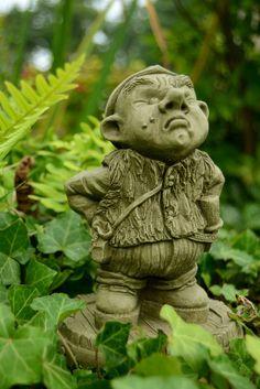 Dennis Garden Ornament Gargoyle Sculpture Stone Statue Home Decorative  Gift. Lawn Ornaments ...