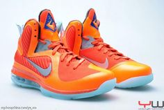LeBron 9 - All Star Nike Huarache 559d6396ce