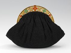 1930s french Bag (Clutch), Evening