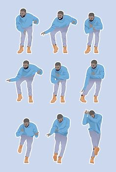 Drake, hotline bling, and wallpaper image
