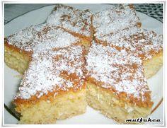 Bugün çok hafif ve oldukca lezzetli bir tatlı tarifi vereceğim.Bu tatlıyı ilk olarak Emine'de yedim ve çok beğendim.Bakalım sizler de beğene...