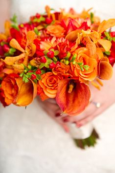 rustic fall bridal bouquets - Google Search