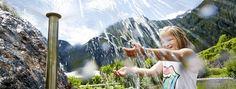 WasserWelten Krimml - auch ein mögliches Ausflugsziel