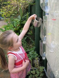 Water wall in use!