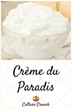 Crunch, Camembert Cheese, Creme, Buffet, Paradis, Cooking, Mousse, Couture, Food