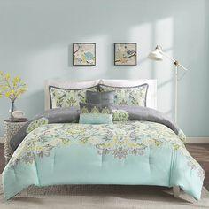 $50.99  twin  Intelligent Design Zana Comforter Set