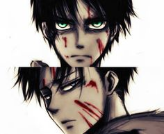 I Loooooooooooooove Shingeki no Kyojin <3
