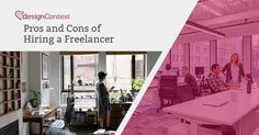 Pros and Cons of Hiring a #Freelancer