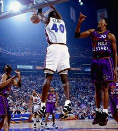 Shawn Kemp All Star Game Nba Pictures 0aa6fe479
