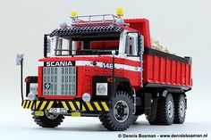 Visit the post for more. Lego Technic Truck, Lego Truck, Best Lego Sets, Lego Army, Lego Construction, Lego Worlds, Cool Lego Creations, Lego Group, Trucks