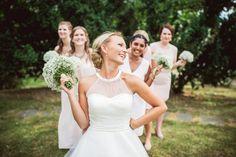 Häät: Bridesmaids | Anna ja Sebastian