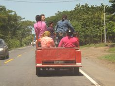 Transporte de personas II