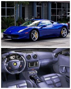 10 of the Weirdest Materials Ever Used to Make Cars. Denim Ferrari anybody? Click to be amazed! #spon #supercars