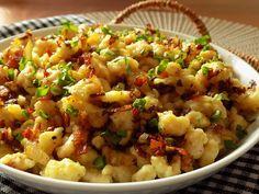 Gnocchi, Bon Appetit, Potato Salad, Cauliflower, Potatoes, Menu, Homemade, Vegetables, Cooking
