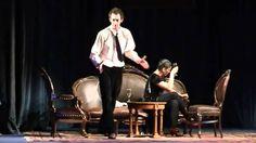 Teatrul Evreiesc de Stat - Tangou final - Trailer