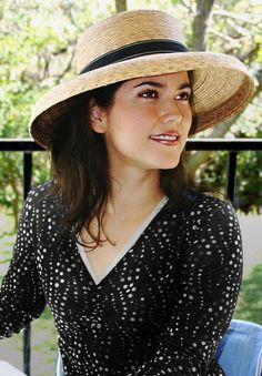 8e0d3c5879c Brook by Tula Hats. This was one of my first designs in my casual elegance