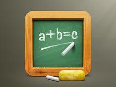 School board icon by Artua