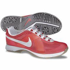 check out 2fc92 09128 Nike Golf Ladies Summer Lite Golf Shoes 2013 - SUNBURST WHITE-BRIGHT MANGO