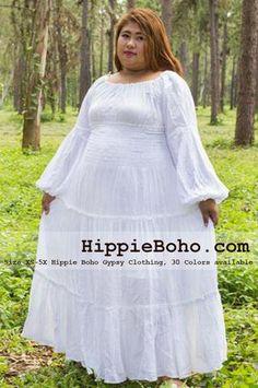 4aaba767acf 23 Desirable white gauze dress plus size images
