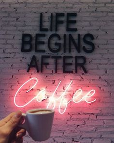 My Coffee Shop, Coffee Shop Design, Cafe Design, Coffee Love, Coffee Break, Happy Coffee, Coffee Humor, Coffee Quotes, Shop Interiors