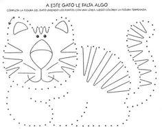 desenhos para cordenação motora infantil