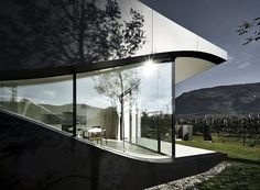 The Mirror Houses by Peter Pichler