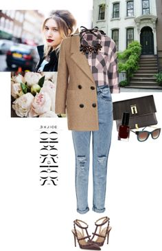 """•Casual look•"" by nicolesynth on Polyvore"