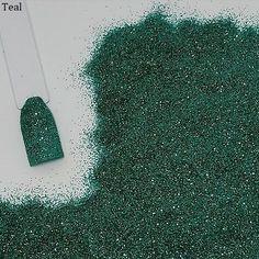 Teal fine nail art glitter only 75p for 5 grams. Worldwide shipping   #nails #nailart #nailstagram #nailswag #naildesigns #nails2inspire #nailsart #nailideas #glitternails #glitter #beauty