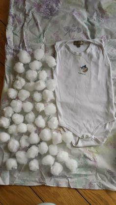 At strikke en pind: Nemt fastelavns kostume