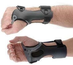 Exoform Carpal Tunnel Wrist Brace Splint is an excellent choice for a brace as it offers a low profile, lightweight design, while still offering all of the support that other, heavier wrist braces provide. This brace is specially designed to treat both Tendonititis and Carpal Tunnel Syndrome.