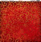 Ella and Viv Paper Company - Elegant Autumn Collection - 12 x 12 Paper - Three