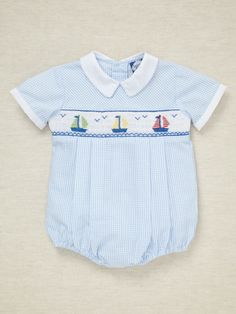 Little one and infant attire, including party long dresses, sleepsuits, vests and outdoor adventure outfit. Little Boy Outfits, Baby Boy Outfits, Kids Outfits, Baby Boy Fashion, Kids Fashion, Smocks, Adventure Outfit, Heirloom Sewing, Cute Baby Clothes