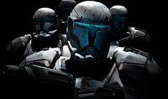 Star Wars Commander Stormtroopers Squad