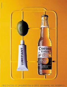 "Read more: https://www.luerzersarchive.com/en/magazine/print-detail/corona-11482.html Corona (Print winner in the ""Alcoholic Drinks"" category at the '99 Epica Awards.) Tags: Paul Goirand, Paris,Jean & Montmarin, Paris,Thierry Févre,Corona,Loic Froger"