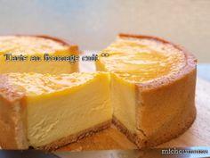 焼きチーズタルト♪|レシピブログ