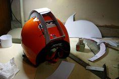 X-wing Pilot helmet foam - Google keresés