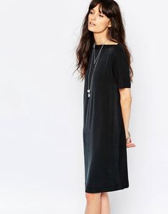 Data Dress in Black by Just Female