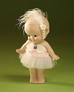 "Sekiguchi Authentic Collectible Kewpie Doll 4.75"". ""Ballet Dress"" Kewpie http://www.amazon.com/dp/B00S0P7QJA/ref=cm_sw_r_pi_dp_.NDAvb0BDJJKQ"
