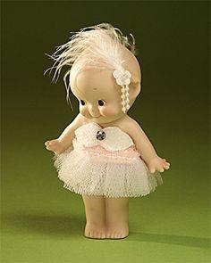 "Sekiguchi Authentic Collectible Kewpie Doll 4.75"". ""Ballet Dress"" Kewpie http://www.amazon.com/dp/B00S0P7QJA/ref=cm_sw_r_pi_dp_.NDAvb0BDJJKQ"