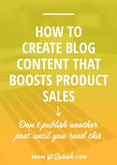 I know you're sold on content upgrades, but how do you make sure the blog content you're publishing actually moves readers to purchase your products and you're not just making a bajillion worksheets for no reason?