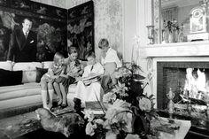 reine Paola de Belgique et le roi Albert