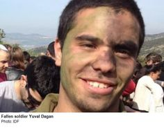 St.-Sgt. Yuval Dagan, 22, from Kfar Saba served in the Golani Brigade. He was killed on July 17 in an exchange of fire with terrorists in th...