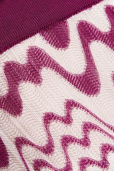 Shop on-sale Missoni Crochet-knit mini skirt. Browse other discount designer Beachwear & more on The Most Fashionable Fashion Outlet, THE OUTNET.COM