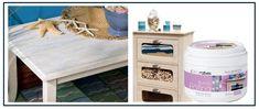 Los muebles con patina blanca dan un toque de envejecido, es súper elegante, y queda perfecto con cualquier ambiente. http://lacasadepinturas.com/blog/patina-blanca-para-madera/ .